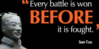 Dragon Analytics - Sun-Tzu-battle-won-before-fought
